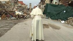 Il Papa dona 15mila euro a un agricoltore terremotato di Ascoli per l'acquisto di un mezzo