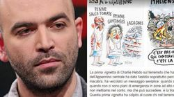 Saviano difende Charlie: