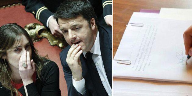 Legge elettorale: Renzi non segue Napolitano e fa ammuina sull'Italicum in attesa della