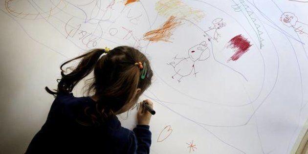 Un momento al MAXXI durante l'incontro delle famiglie degli autistici (in occasione della Giornata Mondiale...