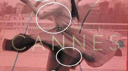 I grafici del Festival di Cannes photoshoppano la Cardinale sul