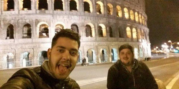 Mario Castagnacci, di 27 anni, e Paolo Palmisani (S), 20
