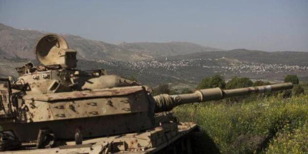 Alture del Golan, alta tensione fra Siria e Israele. Esercito siriano: