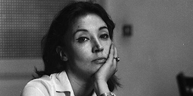 La tenera lettera (inedita) di Oriana Fallaci alla madre: