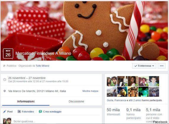 Facebook fa miracoli. Leggete la storia del mercatino finlandese di