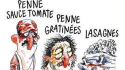 Charlie Hebdo contro gli italiani: