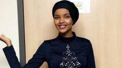 Questa ragazza è la prima concorrente di Miss Minnesota a gareggiare in hijab e