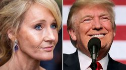 Rowling attacca Trump per non aver stretto la mano a un disabile, ma era una fake news: