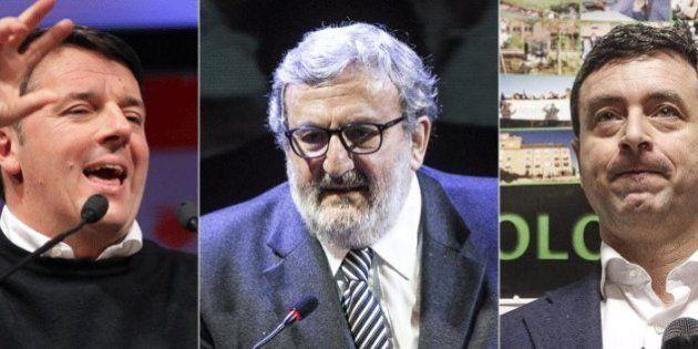 Sondaggio: Matteo Renzi primo alle primarie Pd. Secondo Michele Emiliano, terzo Andrea