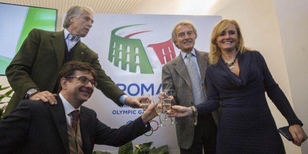 Coni non molla la presa su Roma 2024. Presenta dossier su censimento impianti e su possibile eredità...