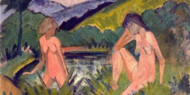 Carica Espressionista in Sardegna: la mostra al
