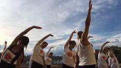 Yoga, meditazione, colori, musica. All'Auditorium di Roma è la Giornata Internazionale dello