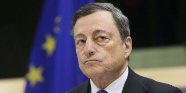 Mario Draghi non commenta il Ft:
