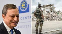 Draghi vince premio De Gasperi, devolve assegno a comunità colpite dal