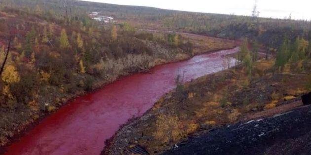 Fiume rosso in Russia. La Norilsk Nickel ammette la sua