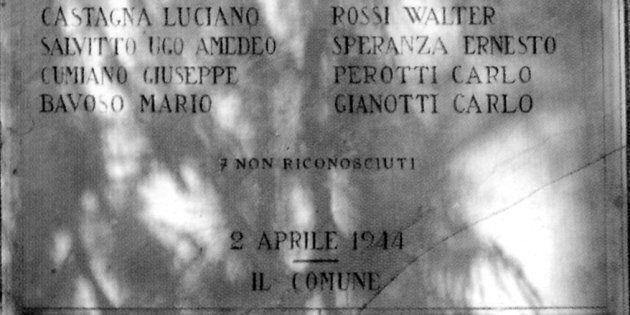 Un 25 aprile non retorico e la strage del Pian del