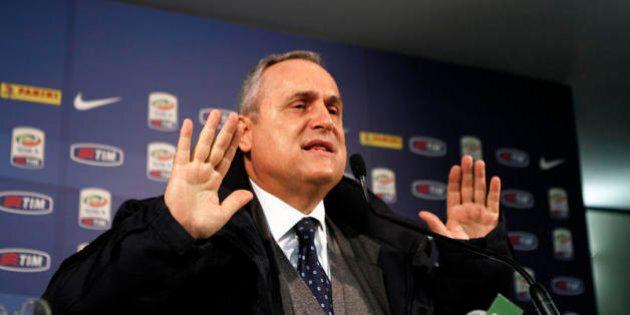 Roma, anche la Lazio vuole lo stadio. Lotito: