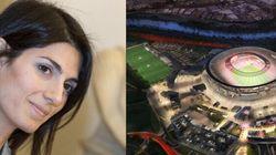 Lo stadio della Roma pronto entro il 2020. Prima pietra già