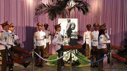 Il lungo addio a Fidel parte da Plaza de la