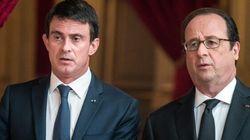 Socialisti in disarmo, terza forza dietro Fillon e Le Pen. Valls chiede strada a
