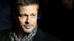 Brad Pitt sembra l'ombra di se stesso dopo la separazione da Angelina