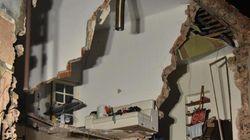 Crolla una palazzina nel centro storico di Catania: una vittima, grave una