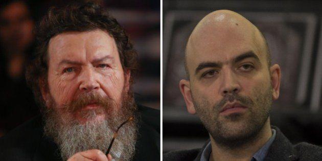 Giuliano Ferrara contro Roberto Saviano su Fidel Castro: