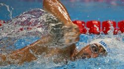 Bocciardo d'oro! L'atleta italiano sul podio nel nuoto stile