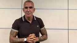 Sky sospende la collaborazione con Paolo Di Canio dopo la polemica sul tatuaggio