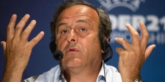 Aleksander Ceferin è il successore di Michel Platini alla guida