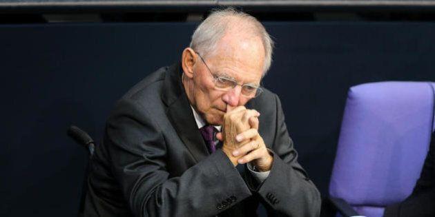 Referendum, Wolfgang Schaeuble vota Sì: