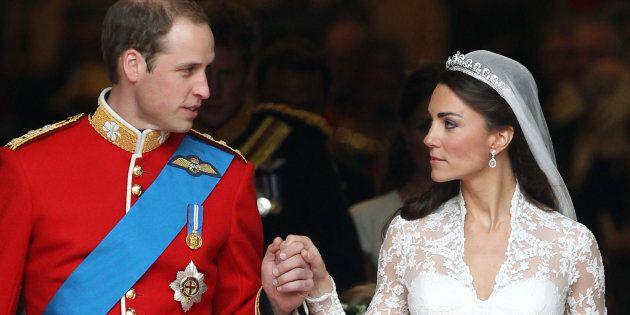 Il linguaggio del corpo di Kate e William rivela che è lei a guidare la loro