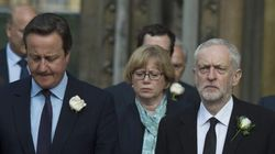Una rosa bianca per Jo Cox. Il Parlamento in seduta