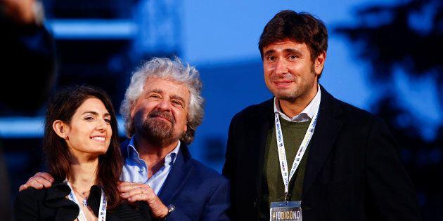 Beppe Grillo e Alessandro Di Battista indagati per