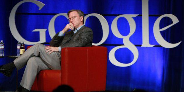 Eric Schmidt scivola su una delle domande che Google usava porre agli aspiranti impiegati:
