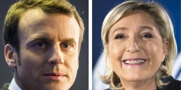 Presidenziali in Francia, testa a testa Le Pen Macron. Fillion eliminato al primo turno. Il sondaggio...