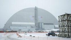Installato arco protettivo a Chernobyl per contenere le radiazioni per 100