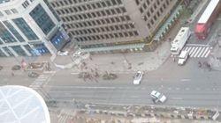 Allarme bomba in un centro commerciale belga. Resta altissima la