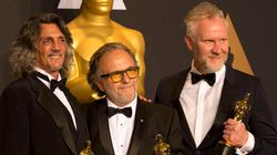 Fuocoammare non ce la fa, all'Italia l'Oscar per il make