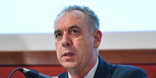 Vice presidente Csm Giovanni Legnini sullo stupratore prosciolto a Torino per prescrizione: