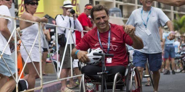 Alex Zanardi medaglia d'oro alle Paralimpiadi di Rio de Janeiro. È la quarta medaglia in carriera. Bronzo...