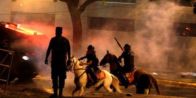 Paraguay nel caos, assalto al