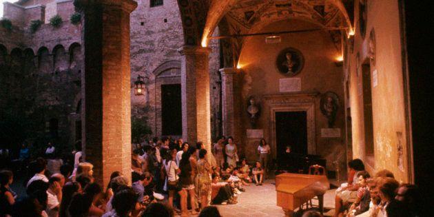 Siena e l'Accademia della Chigiana, dove il tempo si trasforma in