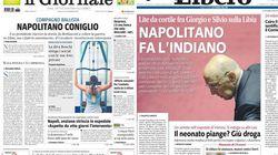 Contro Napolitano la destra torna