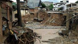 Esonda il fiume, più di 200 morti a Mocoa in