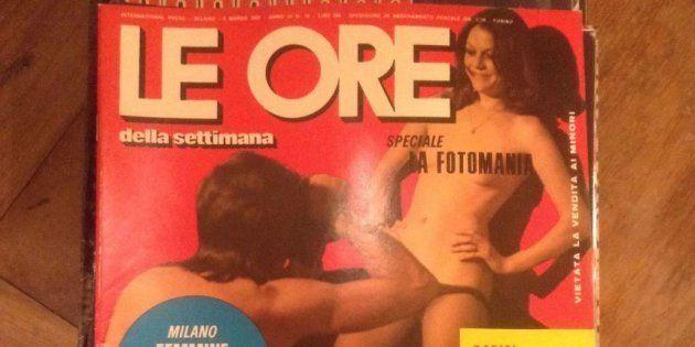 L'ascesa e la caduta di Saro Balsamo, il Re delle riviste porno che eccitarono gli anni '60 e