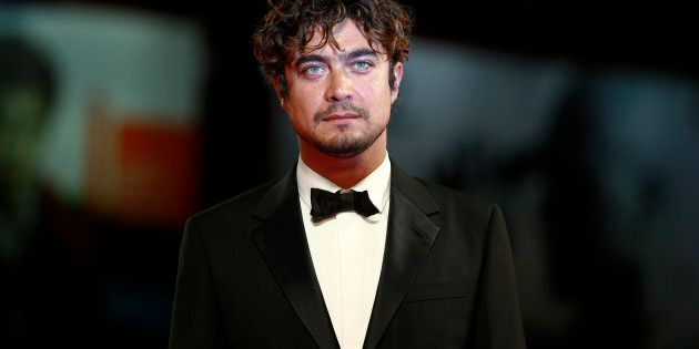 Cast member Riccardo Scamarcio attends the red carpet for the