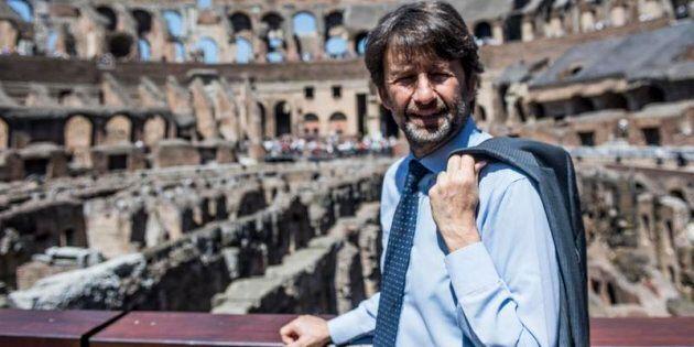 Franceschini regola l'accesso ai grandi monumenti, ma dimentica il patrimonio