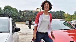 Il primo giorno di scuola di Agnese Renzi da