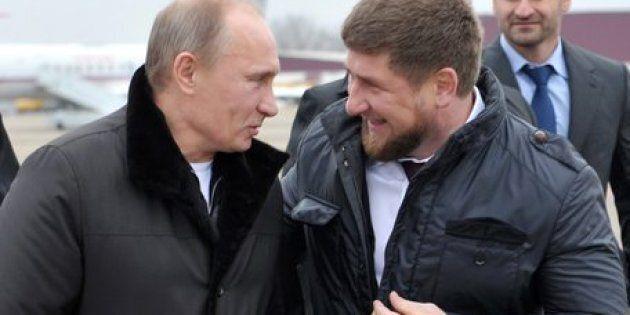 Cento persone arrestate in Cecenia sospettati di essere